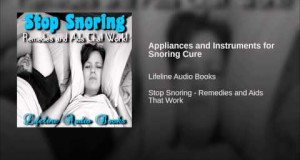Appliances-and-Instruments-for-Snoring-Cure