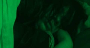 Drunk-Girl-Snoring-Night-Vision-Camera