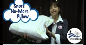 How-to-Stop-Snoring-with-the-Snore-No-More-Pillow