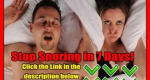 How-to-stop-Snoring-How-to-stop-snoring-in-7-Days