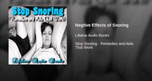 Negtive-Effects-of-Snoring