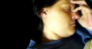 Sexy-Girl-Snoring