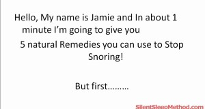 Stop-Snoring-Remedy-5-Natural-Remedies