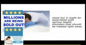 Best Anti Snoring Device! Snoreless Pillow! Enhance Your Sleep Tonight With The #1 Snore Reduction P